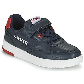 Schuhe Jungen Sneaker Low Levi's SHOT Marine