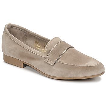 Schuhe Damen Slipper Marco Tozzi ROMANI Grau