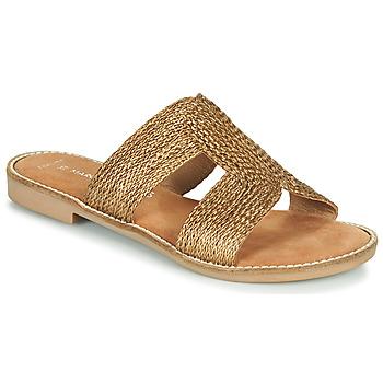 Schuhe Damen Sandalen / Sandaletten Marco Tozzi MARRIN Bronze