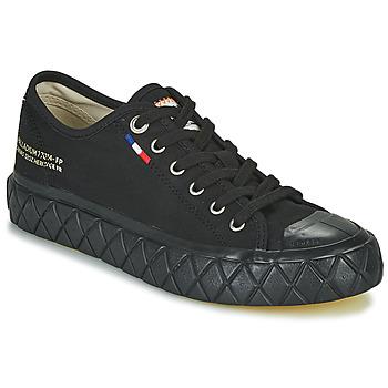 Schuhe Sneaker Low Palladium PALLA ACE CVS Schwarz