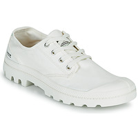 Schuhe Sneaker Low Palladium PAMPA OX ORGANIC II Weiss