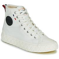 Schuhe Sneaker High Palladium PALLA ACE CVS MID Weiss