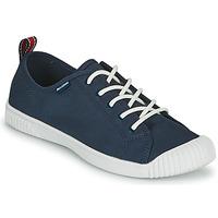 Schuhe Damen Sneaker Low Palladium EASY LACE Marine