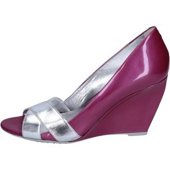 Schuhe Damen Pumps Hogan BK708 Lila