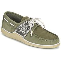Schuhe Herren Bootsschuhe TBS GLOBEK Grün