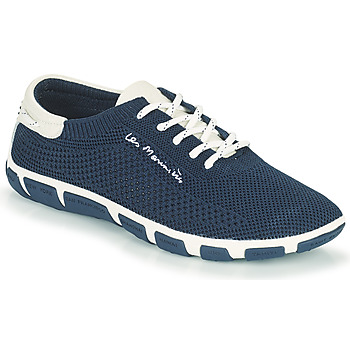 Schuhe Damen Sneaker Low TBS JAZARIA Blau