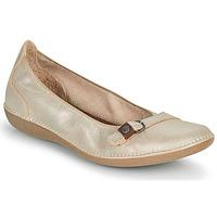 Schuhe Damen Ballerinas TBS MALINE Beige