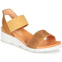 Schuhe Damen Sandalen / Sandaletten Felmini DARA Braun / Beige