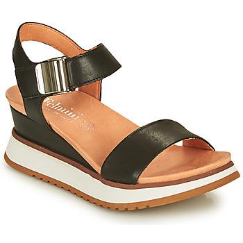 Schuhe Damen Sandalen / Sandaletten Felmini KAREN Schwarz
