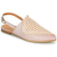 Schuhe Damen Pantoffel Felmini LIVIA Beige