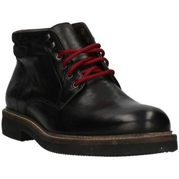 Schuhe Herren Boots Agostino Diana 852 Stiefel Harren SCHWARZ SCHWARZ
