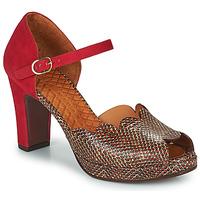 Schuhe Damen Sandalen / Sandaletten Chie Mihara NADILA Rot
