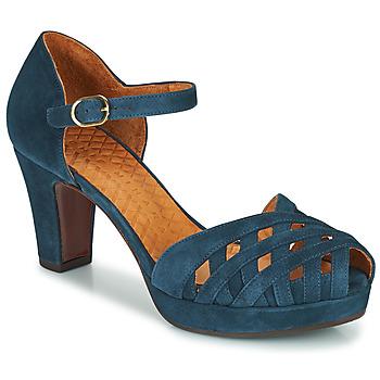 Schuhe Damen Sandalen / Sandaletten Chie Mihara NI-IRMA Blau