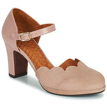 Schuhe Damen Pumps Chie Mihara SELA Rose / Beige