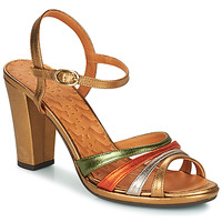 Schuhe Damen Sandalen / Sandaletten Chie Mihara ADIEL Grün / Bronze