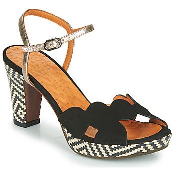 Schuhe Damen Sandalen / Sandaletten Chie Mihara ELIS Schwarz