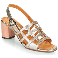 Schuhe Damen Sandalen / Sandaletten Chie Mihara HUNI Silbern