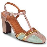 Schuhe Damen Pumps Chie Mihara INMA Beige / Rose / Gold