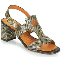 Schuhe Damen Sandalen / Sandaletten Chie Mihara LUSCA Schwarz / Beige