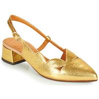 Schuhe Damen Pumps Chie Mihara R-RUNE Gold