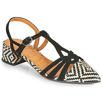 Schuhe Damen Pumps Chie Mihara ROSALI Schwarz / Beige