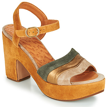 Schuhe Damen Sandalen / Sandaletten Chie Mihara YEVA Gold