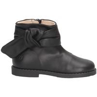 Schuhe Mädchen Klassische Stiefel Florens J123333V SCHWARZ