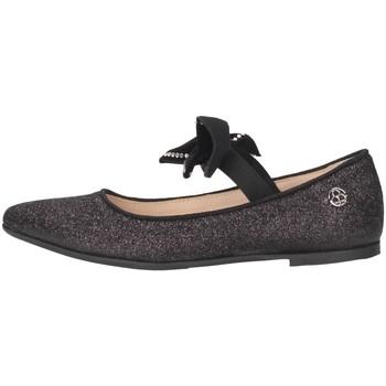 Schuhe Mädchen Ballerinas Florens K211130V SCHWARZ