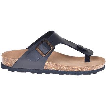 Schuhe Kinder Zehensandalen Bionatura 22B 1010 Blau
