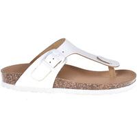 Schuhe Kinder Zehensandalen Bionatura 22B 1010 Weiß