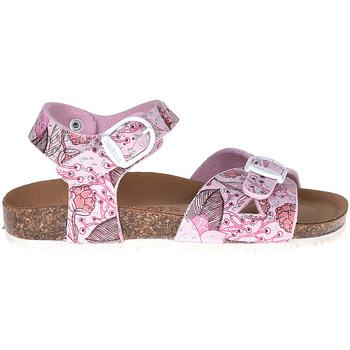 Schuhe Mädchen Sandalen / Sandaletten Bionatura CHIARA IMB Rosa