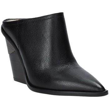 Schuhe Damen Pantoletten / Clogs Studio Italia LOLITA Schwarz