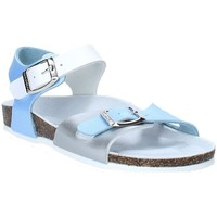 Schuhe Kinder Sandalen / Sandaletten Gold Star 8846D Blau