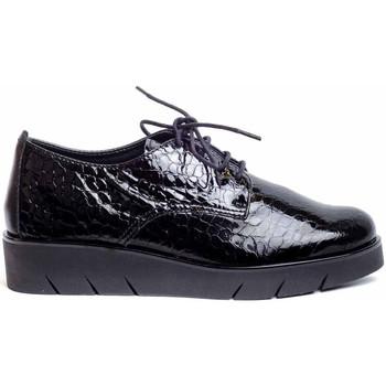 Schuhe Damen Derby-Schuhe & Richelieu The Flexx ARIELLE Schwarz