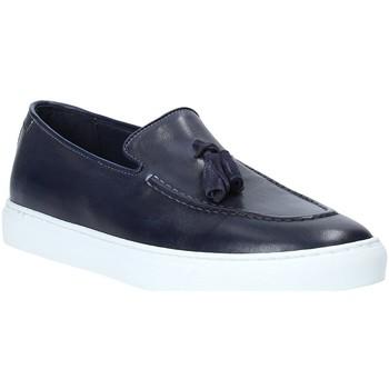 Schuhe Herren Slip on Rogers DV 19 Blau
