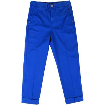 Kleidung Damen Chinohosen Fornarina BE171L73G29112 Blau