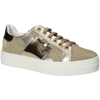 Schuhe Damen Sneaker Low Keys 5541 Gelb