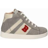 Schuhe Kinder Sneaker High Balducci RIMM301 Grau