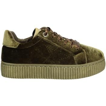 Schuhe Damen Sneaker Low Pluspartout AFRODITE Grün