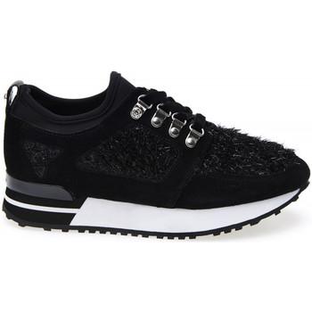 Schuhe Damen Sneaker Low Apepazza FNY03 Schwarz