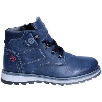 Schuhe Jungen Boots Melania ME6029F8I.B Blau