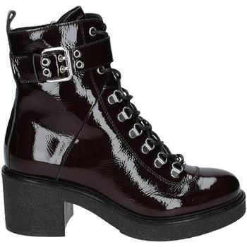 Schuhe Damen Low Boots Janet Sport 42853 Rot