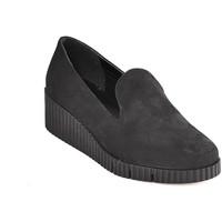 Schuhe Damen Slipper The Flexx D2037_10 Schwarz