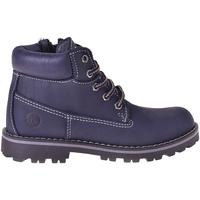 Schuhe Kinder Boots Melania ME2629D8I.B Blau