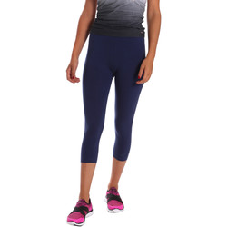 Kleidung Damen Leggings Key Up 5LI23 0001 Blau