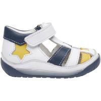 Schuhe Kinder Sandalen / Sandaletten Falcotto 1500815 02 Weiß