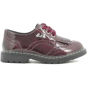 Schuhe Kinder Derby-Schuhe Lulu LL130007S Rot
