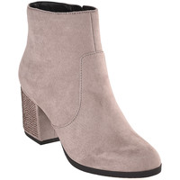 Schuhe Damen Low Boots Gattinoni PINVK0763W Beige