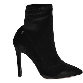 Schuhe Damen Low Boots Gattinoni PINZO0778W Schwarz