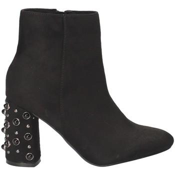 Schuhe Damen Low Boots Gold&gold B18 GM08 Schwarz